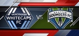 Vancouver Whitecaps vs. Seattle Sounders | 2016 MLS Highlights
