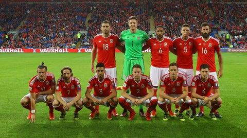 Wales vs. Moldova (September 2016)