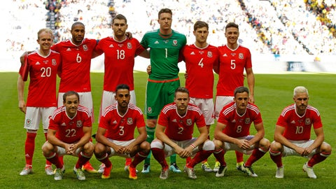 Sweden vs. Wales (May 2016)