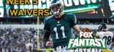Fantasy Football: Week 5 Waiver Wire Top Targets