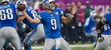 The direct effect of Matthew Stafford playing so great lately?