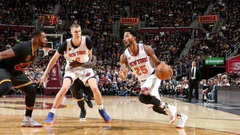 The Knicks are kind of a mess. Here's why.