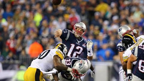 Are we witnessing Peak Brady?