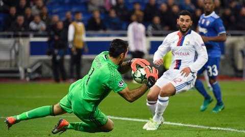 The rumors of Gigi Buffon's demise are greatly exaggerated