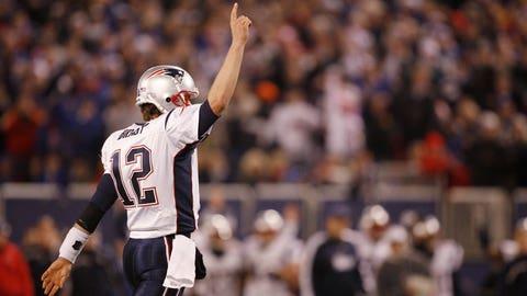 OK, Peak Brady came in 2007