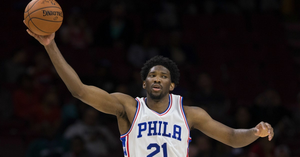 Joel Embiid Vresize 630 High 63 Nba Rookie Preseason Power Rankings Fox Sports