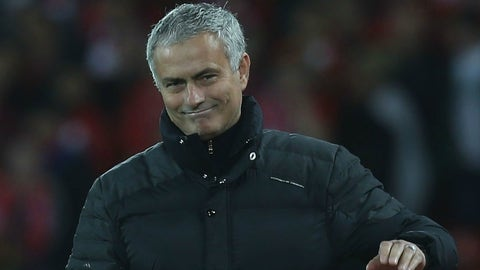 Jose Mourinho still has a couple tricks up his sleeve