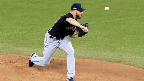 Cleveland Indians projected lineup: