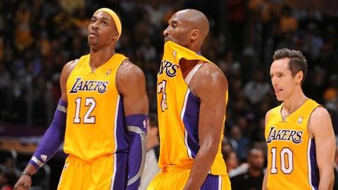 2013 Los Angeles Lakers