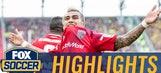 Lezcano answers back right after Aubameyang goal | 2016-17 Bundesliga Highlights