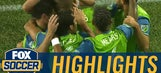 Nicolas Lodeiro quickly doubles Seattle's lead | 2016 MLS Highlights