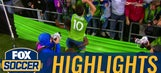 Lodeiro makes it 3-0 for the Sounders against FC Dallas | 2016 MLS Highlights