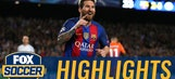 Lionel Messi completes his hat trick vs. Man City | 2016-17 UEFA Champions League Highlights