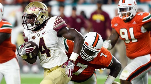 RB: Dalvin Cook, Florida State