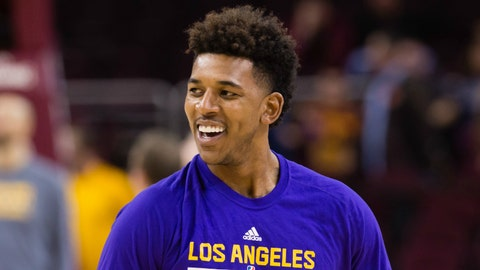 Nick Young, Los Angeles Lakers