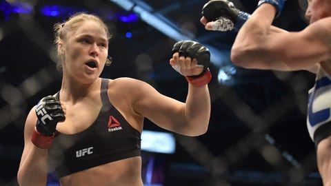 This is her path back to Holly Holm