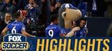 Bentaleb hammers home a shot to give Schalke 1-0 lead   2016–17 Bundesliga Highlights