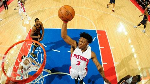 Stanley Johnson, SF, Detroit Pistons