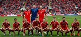 Are Wales trolling everyone with their team photos?