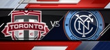 Toronto FC vs. New York City FC | 2016 MLS Highlights