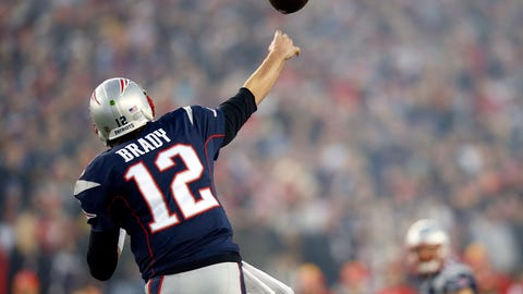 He's great even by young-Brady standards