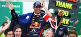 Mark Webber's racing career in photos
