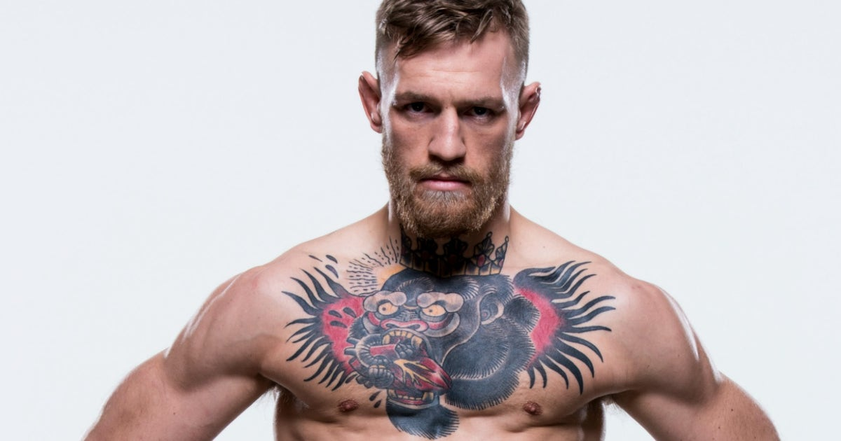 A History Of Conor Mcgregor S Remarkable Tattoos Fox Sports