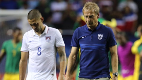 April 5, 2012: After a rocky start, Klinsmann leads the USMNT to a first win over Italy