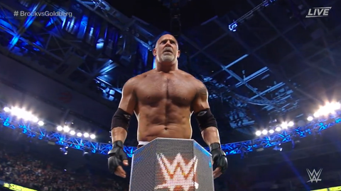 Is Goldberg seriously going to retire?