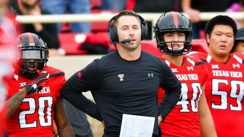 Texas Tech: Make a defensive stop