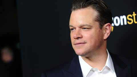 2007 - Matt Damon