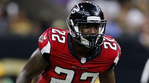 Keanu Neal, S, Falcons (4th last week)