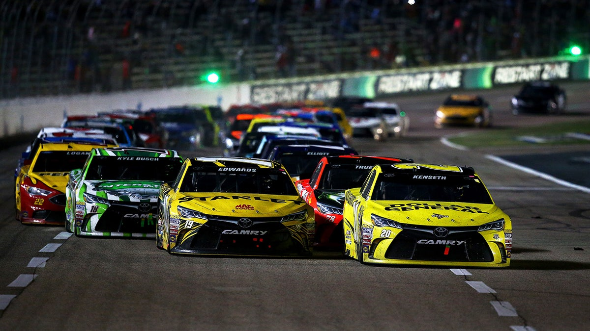 5 drivers who can win at texas motor speedway fox sports for Nascar tickets for texas motor speedway