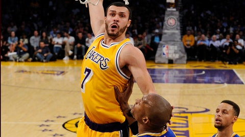 Dallas Mavericks: Larry Nance Jr.