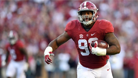 DL: Jonathan Allen, Alabama