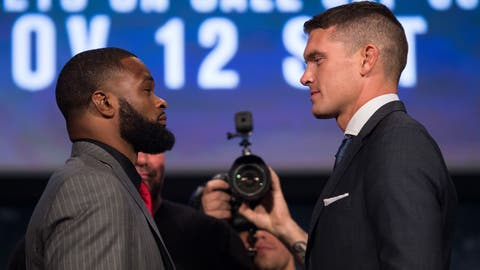 Tyron Woodley vs. Stephen Thompson