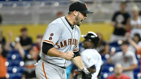 San Francisco Giants: RP George Kontos