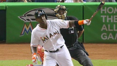 Miami Marlins: OF Marcell Ozuna