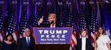 NASCAR drivers react to Donald Trump winning the election