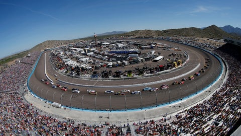 7 historic facts you need to know about Phoenix Raceway