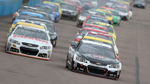 5 drivers not named Harvick who can win at Phoenix