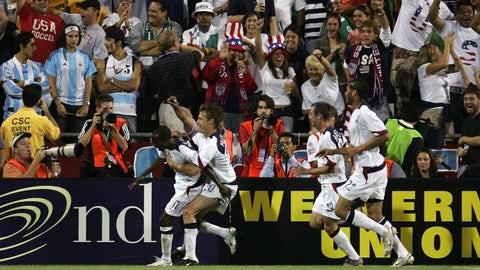 USA vs. Mexico – September 3, 2005