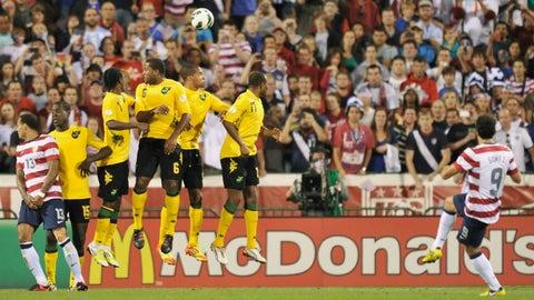 USA vs. Jamaica – September 11, 2012