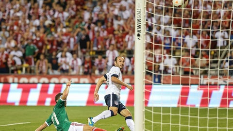 USA vs. Mexico – September 10, 2013