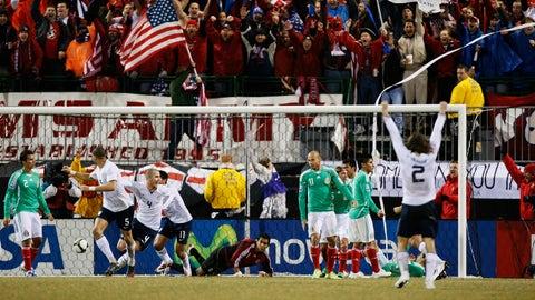 USA vs. Mexico – February 11, 2009