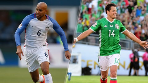 "John Anthony Brooks vs Javier ""Chicharito"" Hernandez"
