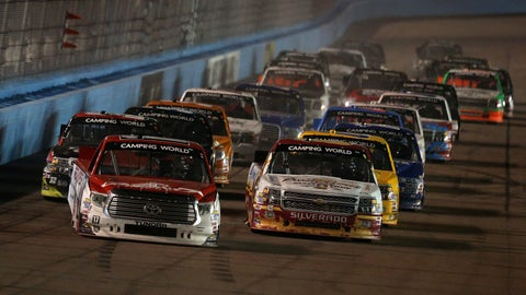NCWTS decides championship Chase grid at Phoenix