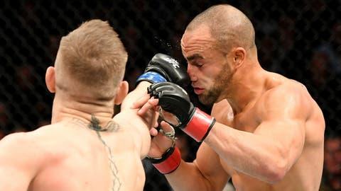 UFC 205: Alvarez v McGregor