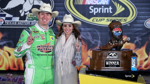 Kyle Busch, Duck Commander 500 at Texas