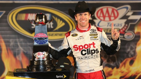 Carl Edwards, AAA Texas 500 at Texas
